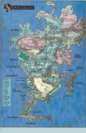 Dsa Karte Bornland.Dsa Hott Campaign Maps